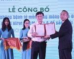 Việt Nam lần đầu sản xuất được vắc xin chống lở mồm long móng