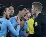 Brazil đá bại Uruguay nhờ quả phạt đền tranh cãi