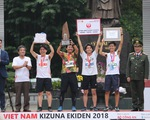Giải chạy Kizuna Ekiden: Ngày hội thể thao vui vẻ