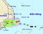 Bão số 8 suy yếu thành áp thấp, mưa lũ Nam Trung Bộ