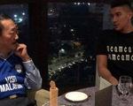 Thủ môn tuyển Philippines bỏ đội bóng đi ăn tối cùng ông chủ CLB Cardiff City