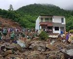 Mưa lũ, sạt lở đất ở Khánh Hòa: 12 người chết, 5 người mất tích