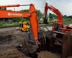 Trám lấp giếng, giảm khai thác nước ngầm năm 2019