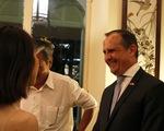 Hơn 100 thầy cô tiếng Pháp gặp nhau ở Tổng lãnh sự Pháp tại TP.HCM