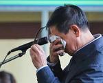 Cựu trung tướng Phan Văn Vĩnh: 'Xin được nhân dân tha thứ'