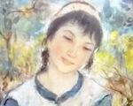 Đón 26 tác phẩm của họa sĩ Lê Thị Lựu tại triển lãm Ấn tượng hoàng hôn