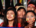 CĐV Myanmar làm thơ khóc đội nhà