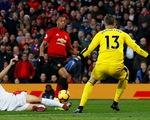 Dứt điểm kém, M.U bị Crystal Palace cầm chân tại Old Trafford