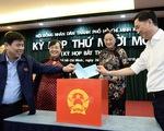 HĐND TP.HCM họp bất thường bầu nhân sự mới