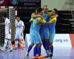 Thái Sơn Nam và Sanna Khánh Hòa vào chung kết Cúp futsal quốc gia 2018