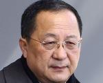 Ngoại trưởng Triều Tiên thăm Việt Nam: muốn học hỏi mô hình kinh tế của Việt Nam?