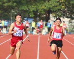 Lê Tú Chinh phá kỷ lục cự ly 100m tại Đại hội TDTT toàn quốc 2018