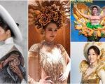 Người đẹp Việt thi nhan sắc quốc tế: áo dài luôn là lựa chọn an toàn?