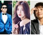 'Chàng béo' Psy đứng đầu top 10 nghệ sĩ giàu nhất K-pop