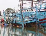 Một ngư dân bị sóng đánh văng khỏi tàu, mất tích