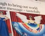 Người đẹp Singapore diện 'quốc phục Trump - Kim'dự Miss Universe 2018