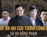 Mức án hai cựu tướng công an và 90 bị cáo vụ đánh bạc ngàn tỉ
