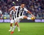Ronaldo kiến tạo, Juventus giành thắng lợi dễ dàng