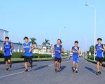 Chạy vì sức khỏe và niềm vui
