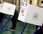 Cử tri Mỹ bắt đầu đi bỏ phiếu bầu cử giữa kỳ