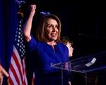 Bầu cử giữa kỳ ở Mỹ: Đảng Dân chủ giành đủ ghế để kiểm soát Hạ viện