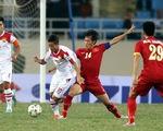 Lịch sử đối đầu giữa Việt Nam và Lào tại AFF Cup