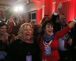 Bầu cử giữa kỳ ở Mỹ: chạy đua sít sao, Dân chủ dẫn lại ở Hạ viện
