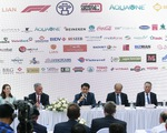 Hà Nội công bố tổ chức đua xe F1 trong 10 năm
