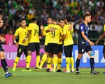 Malaysia thắng chật vật chủ nhà Campuchia