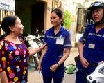 Bệnh nhân đầu tiên được cấp cứu bằng xe hai bánh