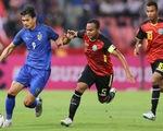 """Adisak ghi 6 bàn, Thái Lan """"vùi dập"""" Đông Timor"""