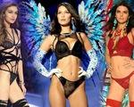 Các thiên thần sải bước tại show diễn nội y Victoria