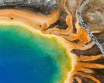 Những kỳ quan sắc màu thiên nhiên đẹp không tưởng