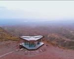 Nhà kính được thiết kế cho sa mạc
