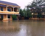 Thừa Thiên Huế: hàng trăm học sinh nghỉ học vì ngập cục bộ