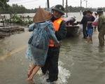 Quốc lộ 1 qua Quảng Nam tê liệt, Quân khu 5 huy động lực lượng cứu dân