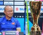 HLV Park Hang Seo: 'Trận chung kết là khoảnh khắc đặc biệt với riêng tôi'