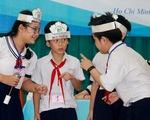 Học sinh tiểu học TP.HCM thi hùng biện tiếng Anh