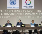 LHQ thông qua thỏa thuận toàn cầu để giải quyết khủng hoảng di cư