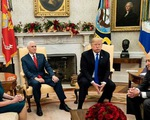 Ông Trump không dọa được phe Dân chủ nên dọa đóng cửa chính phủ