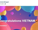 CĐV Hàn Quốc ngay lập tức chúc mừng tuyển Việt Nam vô địch