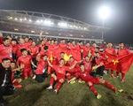 Việt Nam lần thứ hai vô địch AFF Cup