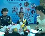 Khi học sinh Việt Nam viết truyện bằng tiếng Anh