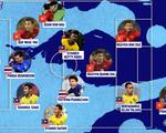 HLV Park và 5 cầu thủ VN vào đội hình tiêu biểu AFF Cup