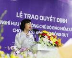 Bà Mai Hồng Quỳ làm hiệu trưởng ĐH Hoa Sen