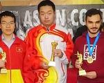 Quang Liêm, Trường Sơn giành vé dự World Cup