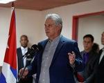Chủ tịch Cuba sẽ tương tác với người dân bằng Twitter, YouTube
