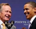 """Cựu tổng thống Bush """"cha"""" qua đời: Một nhiệm kỳ định hình nước Mỹ"""