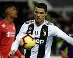 Ronaldo tiếp tục lập công, Juventus giành chiến thắng 3 sao