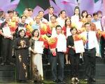 Trao giải hội thi sáng tác về chủ đề Học tập làm theo tấm gương đạo đức Hồ Chí Minh